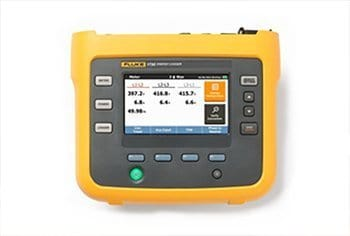 faraday group electrical logger